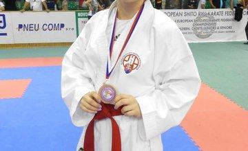 Karate Klub Žilina vybojoval 4 medaily pre Žilinu na SP v Galante