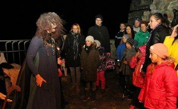 Sezónu na hrade Strečno tradične uzatvára Noc duchov 2015