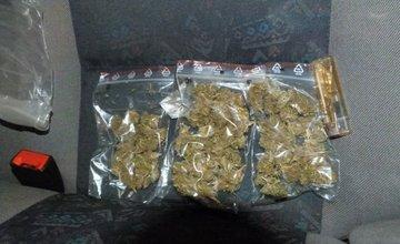 Colníci zadržali muža, ktorý mal pri sebe marihuanu. Tvrdil, že ju našiel