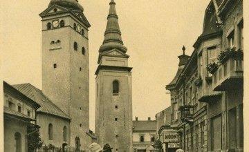 Historické fotografie mesta - 16.časť