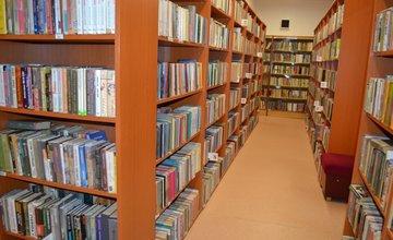 Knižnice v správe ŽSK - 1,5 milióna kníh