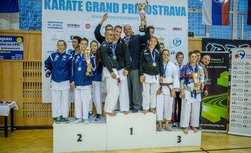 Žilinskí karatisti na Grand Prix Ostrava