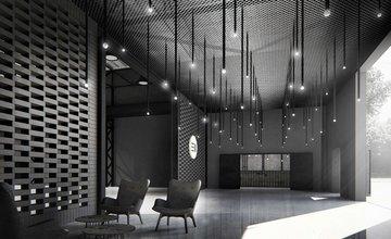 Event House Žilina - zo starej haly vznikol dizajnový priestor