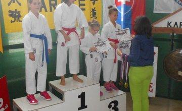 9 medailí pre Karate Klub AC Uniza Žilina na MSsZK