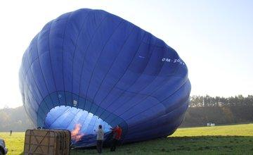 Let balónom od spoločnosti Balónom.sk