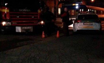 Na železničnej stanici v Žiline práve vlak zrazil dve osoby