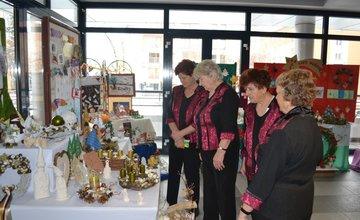 9.ročník vianočnej výstavy na úrade ŽSK