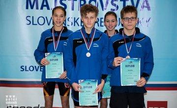 Zimné majstrovstvá Slovenska v plávaní starších žiakov Nereus