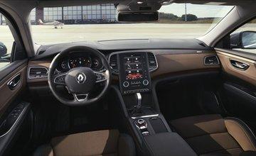 Nový Renault Talisman v Žiline na Košickej ulici