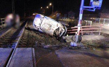 Dopravná nehoda v Čadci - 15.12.2015