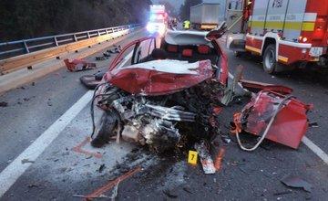 Dopravná nehoda Čadca, tunel Horelica - 15.12.2015