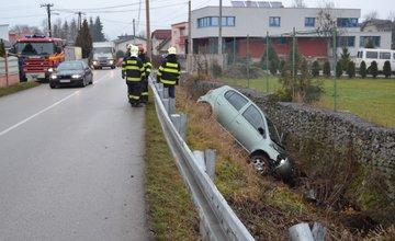 Dopravná nehoda v Trnovom - esíčko - 28.12.2015