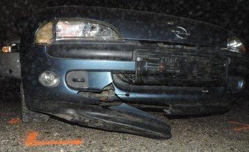 Podnapitý mladík z Čadce spôsobil 2 nehody a ušiel