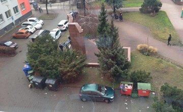 Na námestí M.R.Štefánika mali nájsť mŕtvolu