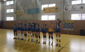 Výsledky Voleyball Academy CVČ Žilina za uplynulý týždeň