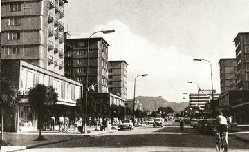 Sídlisko Hliny - história