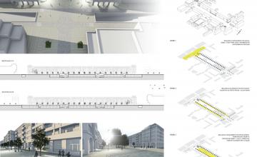 Vizualizácie Bulvár - výber z architektonických návrhov