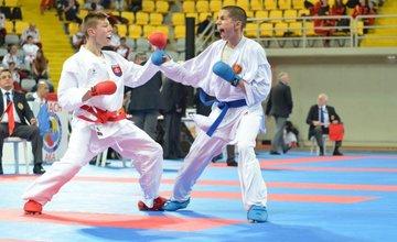 Úspech karatistov na ME v Karate na Cypre