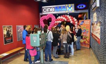 Valentínskej kvapky krvi v ZOC Max sa zúčastnilo 65 darcov