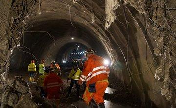 Ako pokračuje výstavba tunelov? Pozrite si údaje aj s fotografiami