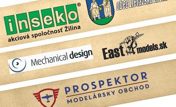 Pozvánka na 1. ročník výstavy a súťaže plastikových a papierových modelov