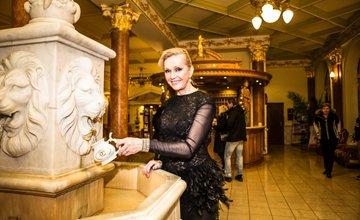 Speváčka Vondráčková otvorila Cabaret Aphrodite v Rajeckých Tepliciach