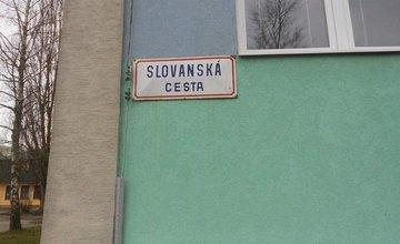 Monitoring Slovanská ulica