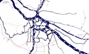 Územný generel dopravy – Nové dopravné riešenia pre Žilinu