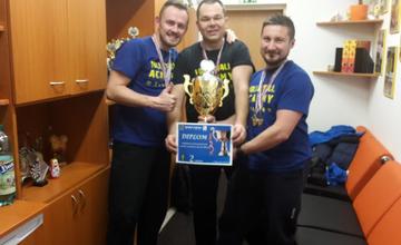 Volleyball Academy CVČ Žilina skončili na 2.mieste