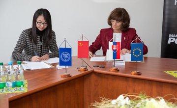 Spolupráca Žilinská univerzita a HUAWEI