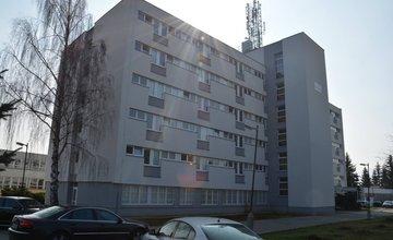 Budova internátov športového gymnázia po zateplení a výmene okien