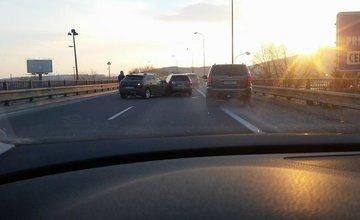 Dopravné nehody v Žiline - 18.3.2016