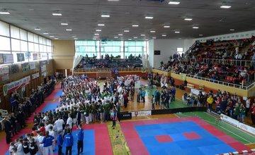 Grand Prix Žilina v Karate 19.3.2016