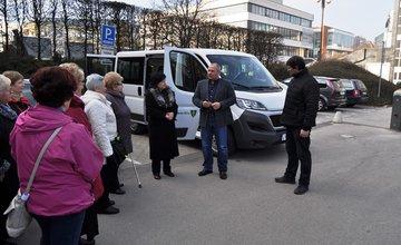 Sociálny taxík Mesto Žilina 24.3.2016