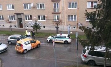 Dopravné nehody Žilina - 26.3.2016