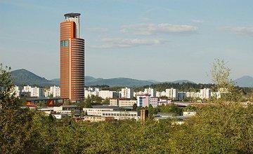 Nezrealizovaný projekt Ciss City Žilina