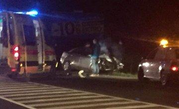 Vážna dopravná nehoda na ceste I/18 - 16.4.2016