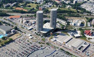 Plánovaná výstavba projektu Europark ZA