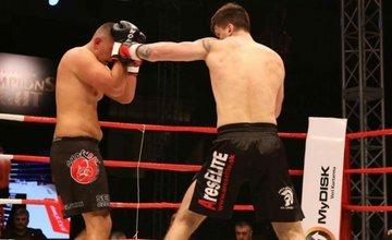 Thaiboxeristi ARES Gym Žilina v Istanbule