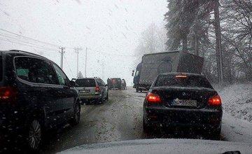 Zmena počasia v posledných dňoch: Takto vyzerá cesta na Oravu