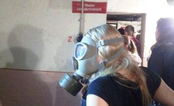 TIK Žilina potulky po podzemných priestoroch 30.4.2016