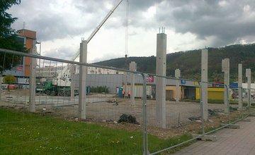 Výstavba nových nájomných jednotiek pri HM Tesco