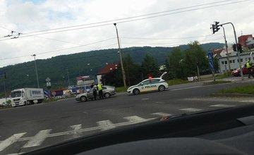Dopravná nehoda Košická 14.5.2016