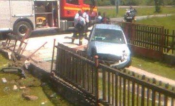 Dopravná nehoda v Porúbke 23.5.2016