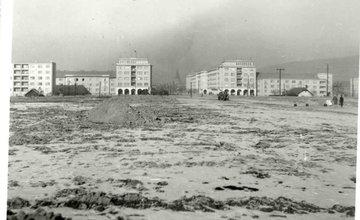 Hliny a Bulvár na historických fotografiách