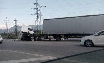 Dopravná nehoda pri Tepličke nad Váhom 26.5.2016