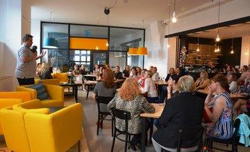 Stretnutie podnikateliek v Žiline 2016