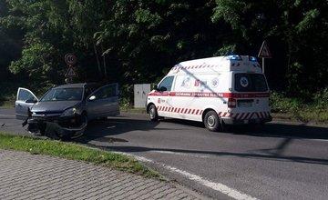 Dopravná nehoda Veľký Diel - 31.5.2016