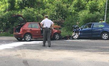 Dopravná nehoda Rajecké Teplice - 11.6.2016