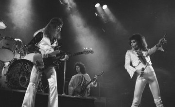 Freddie Mercury v kine CINEMAX Žilina